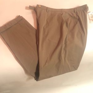 High Waist Menswear Trousers